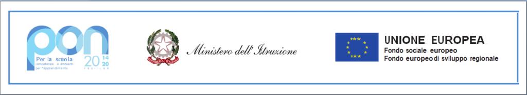logo dei fondi PON